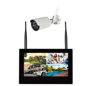 Комплект беспроводного видеонаблюдения KIT-FHD101