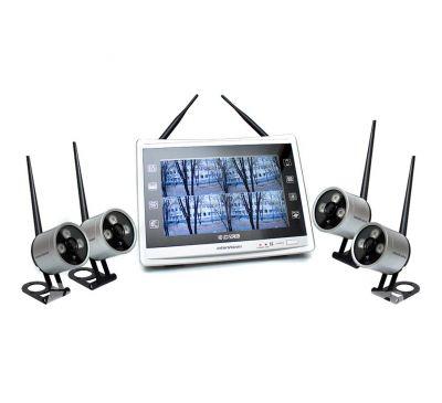 Комплект беспроводного видеонаблюдения KIT-FHD124