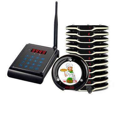 Комплект системы вызова клиента RECS Coaster Pager R-90+R-98