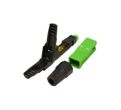 Коннектор быстрого монтажа (Fast connector) SC/APC-FTTH-02