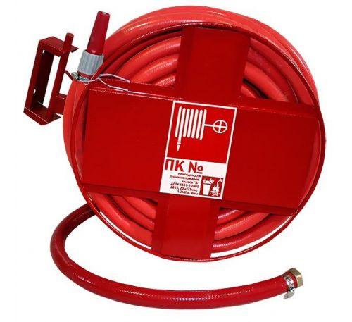 Квартирный кран-комплект пожарный