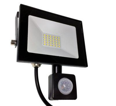 LED прожектор с датчиком движения SLIM PIR