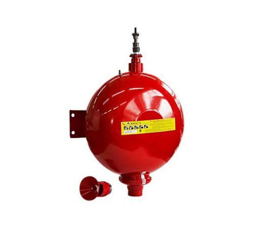 Модуль порошкового пожаротушения Буран-7Т