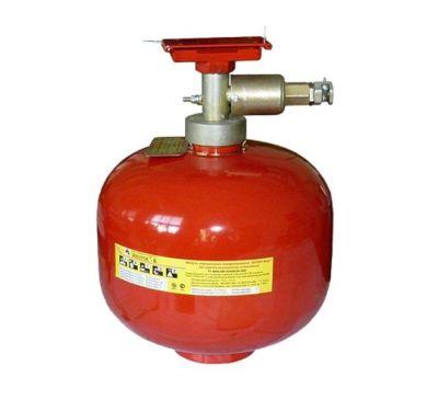 Модуль порошкового пожаротушения Буран-8 (Н, В, СВ исполнение Ех)
