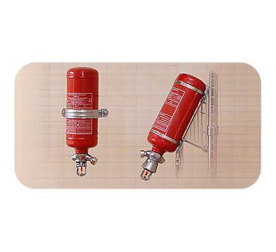Модуль пожаротушения автономный объёмный настенный СПРУТ-1 (он) -02