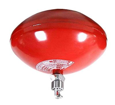 Модуль пожаротушения автономный объёмный настенный СПРУТ-9 (он) -02