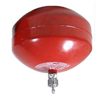 Модуль пожаротушения автономный объёмный настенный с СДУ СПРУТ-15 (он) -01