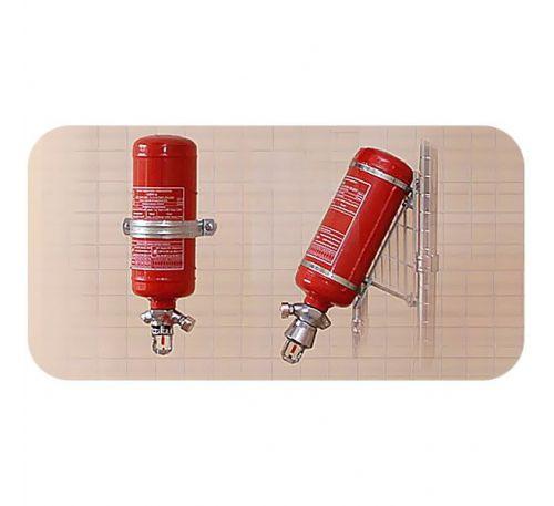 Модуль пожаротушения автономный поверхностный настенный с СДУ СПРУТ-1 (пн) -01
