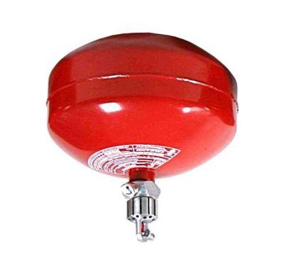 Модуль пожаротушения автономный поверхностный настенный с СДУ СПРУТ-6 (пн) -01