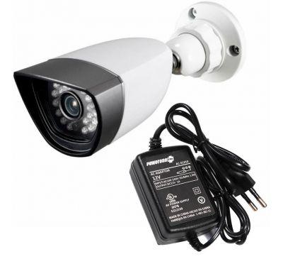 Муляж системы видеонаблюдения (камера+блок питания)