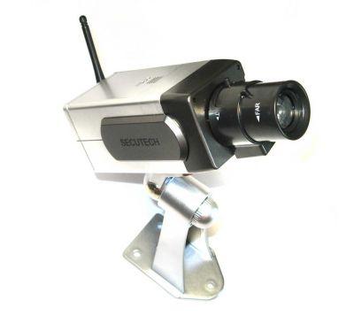 """Муляж видеокамеры со встроенным датчиком движения """"Wi-fi - Robot""""."""