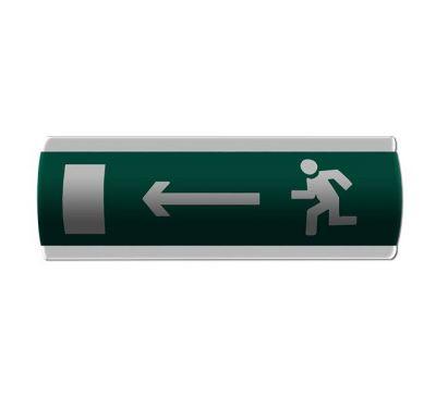 """Оповещатель световой """"Напрямок виходу наліво"""""""