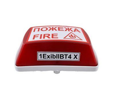 """Оповещатель светозвуковой """"Тортила"""" С-05С-12 Ex, взрывозащищенный"""