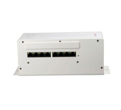 Passive PoE 6 портовый коммутатор для IP домофонных систем Hikvision DS-KAD606