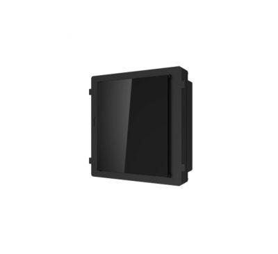 Пустой модуль Hikvision DS-KD-BK для заглушки свободной ячейки вызывной панели DS-KD8003-IME1