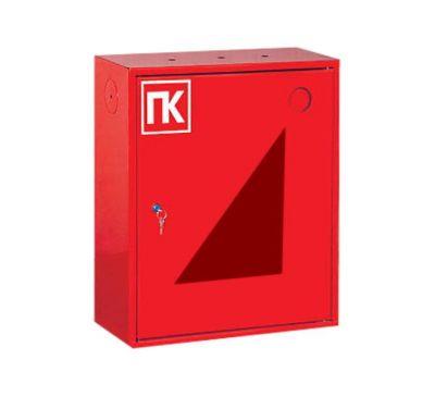 Шкаф пожарный ШПК-310 НО навесной с задней стенкой 600х600х230мм