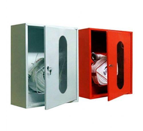 Шкаф пожарный ШПК-310 НО навесной с задней стенкой 650х540х230мм