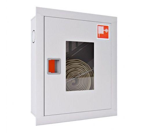 Шкаф пожарный ШПК-310 ВО встроенный с задней стенкой 650х540х230мм