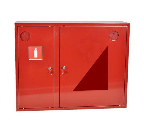 Шкаф пожарный ШПК-315 НО навесной с задней стенкой 700х900х230мм