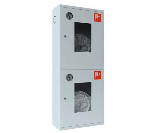 Шкаф пожарный ШПК-321 ВО встроенный без задней стенки 1200х600х230мм