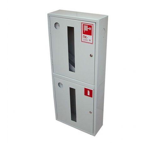 Шкаф пожарный ШПК-322 ВО встроенный с задней стенкой 1600х600х230мм