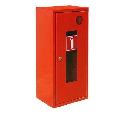 Шкаф пожарный ШПО-305 НО навесной без задней стенки 540х650х230мм