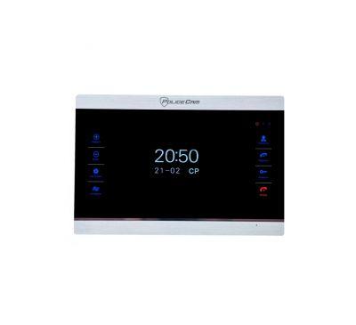 Видеодомофон 7 '' с детекцией движения и записью PoliceCam PC-704R