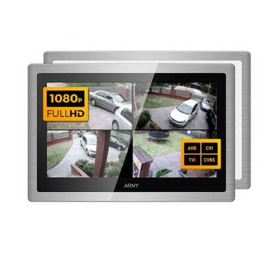 Видеодомофон ARNY AVD-1050-AHD Белый