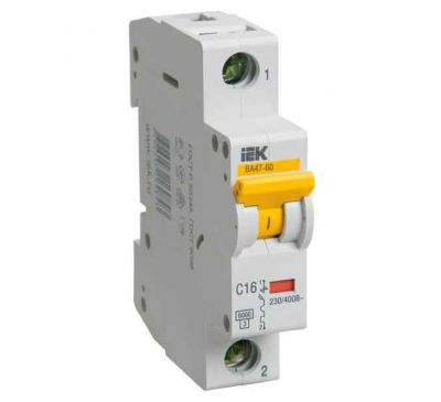 Выключатель автоматический IEK ВА 47-60
