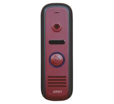 Вызывная панель ARNY AVP-NG110 Красный