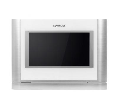 Wi-Fi IP PoE видеодомофон Commax CIOT-700M Белый