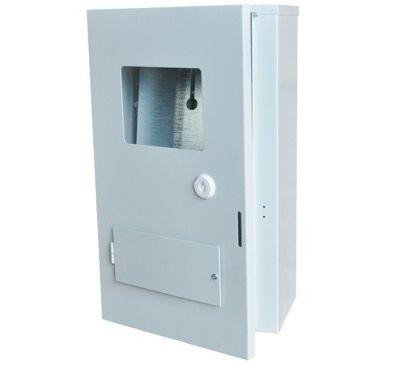 Ящик учета и распределения электроэнергии ЯУР-1Г-6Л навесной, 225x390x140