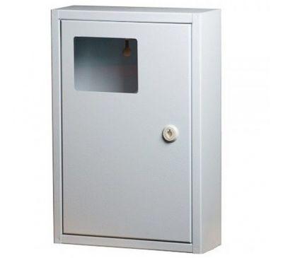 Ящик учета и распределения электроэнергии ЯУР-1Н-12Э (стандарт) навесной, 265x390x90