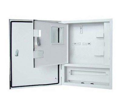 Ящик учета и распределения электроэнергии ЯУР-1В-4Э (стандарт) встраиваемый, 280x310x90