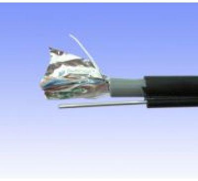 Кабель FTP 5-Е CU наружный с тросом